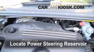 Follow These Steps to Add Power Steering Fluid to a Chevrolet Uplander (2005-2008)