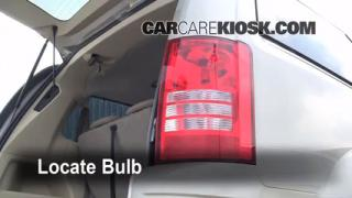 Reverse Light Replacement 2008-2014 Chrysler Town and Country