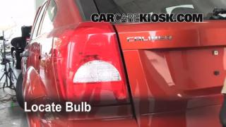 Tail Light Change 2007-2012 Dodge Caliber