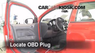Engine Light Is On: 2007-2012 Dodge Caliber - What to Do