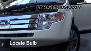 Headlight Change 2007-2013 Ford Edge