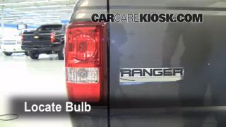 Tail Light Change 2006-2011 Ford Ranger