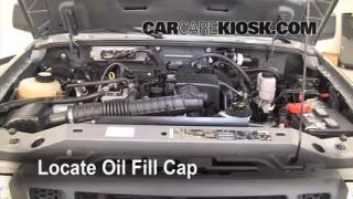 2006-2011 Ford Ranger: Fix Oil Leaks