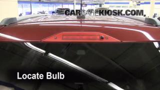 Third Brake Light Bulb Change Ford Taurus X (2008-2009)