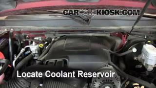 How to Add Coolant: GMC Yukon XL 1500 (2007-2013)