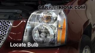 Headlight Change 2007-2013 GMC Yukon