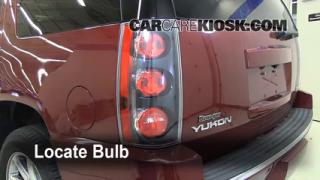 Reverse Light Replacement 2007-2013 GMC Yukon