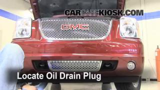 Oil & Filter Change GMC Yukon (2007-2013)