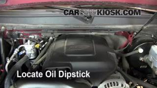 Check Oil Level 2007-2013 GMC Yukon