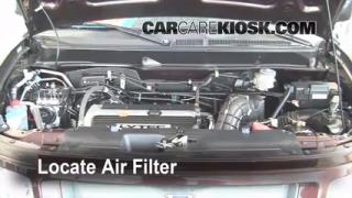 Air Filter How-To: 2003-2011 Honda Element