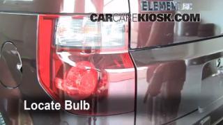 Brake Light Change 2003-2011 Honda Element