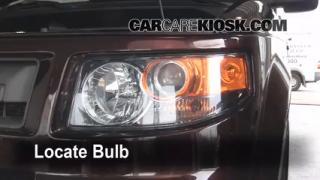 Headlight Change 2003-2011 Honda Element