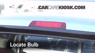 Third Brake Light Bulb Change Honda Ridgeline (2006-2014)