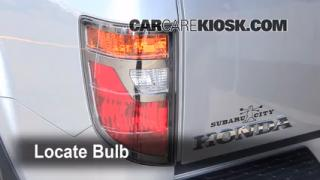 Tail Light Change 2006-2014 Honda Ridgeline