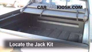 2006-2013 Honda Ridgeline Jack Up How To