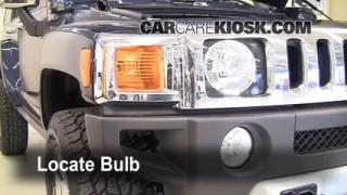 Headlight Change 2006-2010 Hummer H3