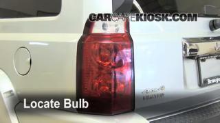 Brake Light Change 2006-2010 Jeep Commander