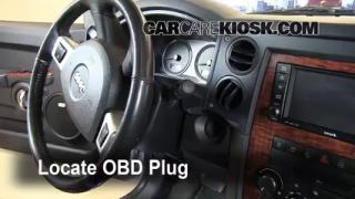 Engine Light Is On: 2006-2010 Jeep Commander - What to Do