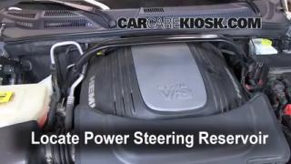 Fix Power Steering Leaks Jeep Commander (2006-2010)