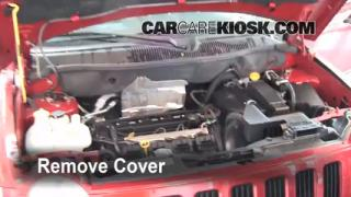 How to Jumpstart a 2007-2012 Dodge Caliber