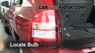 Tail Light Change 2007-2010 Jeep Compass