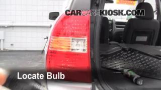 Brake Light Change 2005-2010 Kia Sportage
