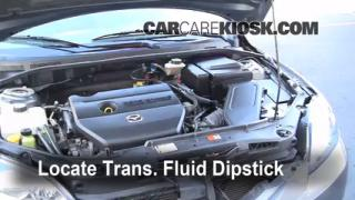Transmission Fluid Leak Fix: 2004-2009 Mazda 3