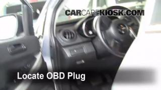 Engine Light Is On: 2007-2012 Mazda CX-7 - What to Do