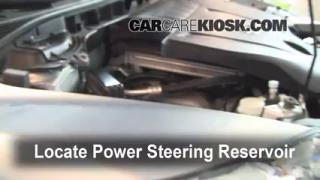 Check Power Steering Level Mazda CX-7 (2007-2012)