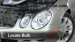 DRL Replacement 2003-2009 Mercedes-Benz E350