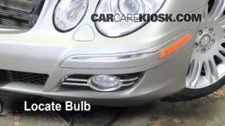 Interior Fuse Box Location: 2003-2009 Mercedes-Benz E350 ...