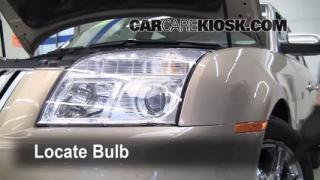 Highbeam (Brights) Change: 2008-2009 Ford Taurus