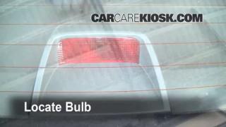 Third Brake Light Bulb Change Nissan Sentra (2007-2012)