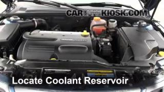 how to put antifreeze in car