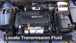 2006 saturn ion manual transmission fluid type