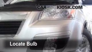 Headlight Change 2007-2014 GMC Acadia