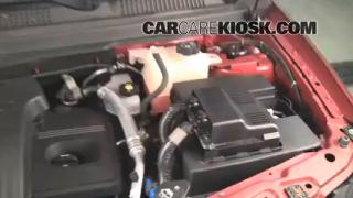 How to Clean Battery Corrosion: 2008-2010 Saturn Vue