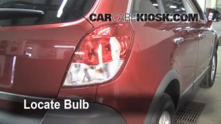 Reverse Light Replacement 2008-2010 Saturn Vue