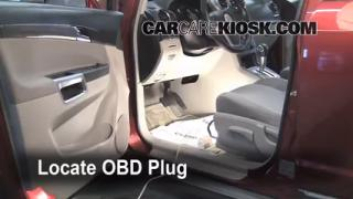Engine Light Is On: 2008-2010 Saturn Vue - What to Do