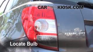 Brake Light Change 2008-2013 Scion xD