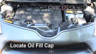 How to Add Oil Scion xD (2008-2014)