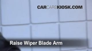 Front Wiper Blade Change Smart Fortwo (2008-2013)