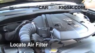 Air Filter How-To: 2003-2009 Toyota 4Runner
