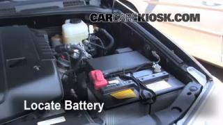 Battery Replacement: 2003-2009 Toyota 4Runner