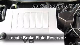 Add Brake Fluid: 2005-2012 Toyota Avalon