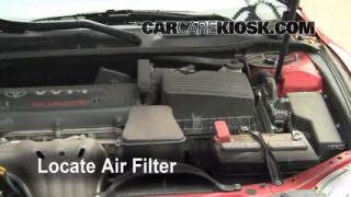 Air Filter How-To: 2007-2011 Toyota Camry