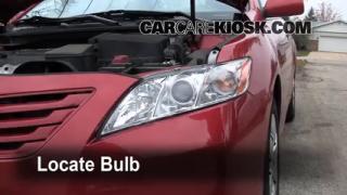 Highbeam (Brights) Change: 2007-2011 Toyota Camry