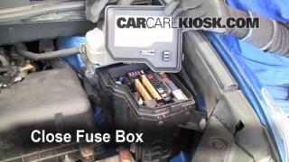 Blown Fuse Check 2008-2013 Toyota Highlander