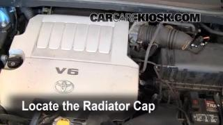 Coolant Flush How-to: Toyota Highlander (2008-2013)