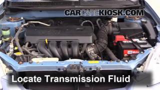 Fix Transmission Fluid Leaks Toyota Matrix (2003-2008)